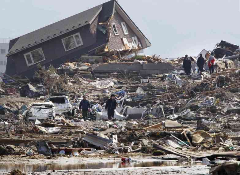 the effects of a tsunami and what to do during one - Tsunamis